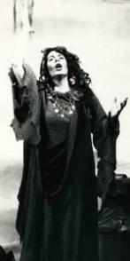 Azucena in Il Trovatore by Verdi